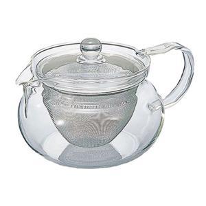 ティーポット ティーサーバー ハリオ 耐熱ガラス 茶茶丸 450ml|kanaemina