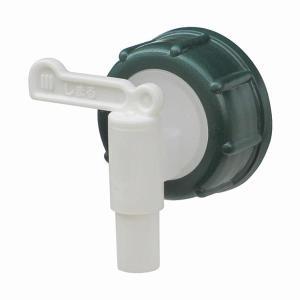 飲料水用ポリタンク ECコック 50G 対応サイズ ネジ山径50mm ネジ谷径45mm|kanaemina