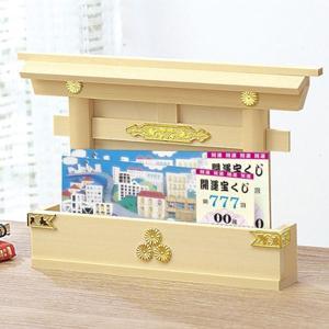 ■商品説明 ◇宝くじが当たりますように! ・神社の鳥居をモチーフにしたデザインでご利益アップ。 ・テ...