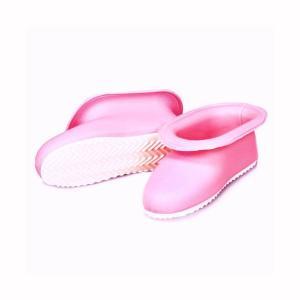 バススリッパ お風呂用ブーツ 26cm ピンク(長靴/ビニール)