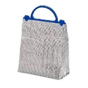 保冷バッグ エコバッグ バック アルミ製 Sサイズ 5個セット まとめ買い|kanaemina