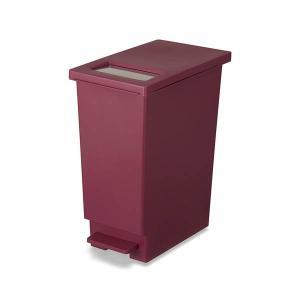 ゴミ箱 ゴミストッカー ダストボックス キッチン おしゃれ スリム 分別ペール 角型 蓋付き 20L|kanaemina