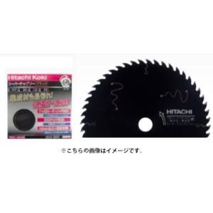 ネコポス可 日立 スーパーチップソー ブラック 丸のこ用 165mm 52P 0032-2668 集...