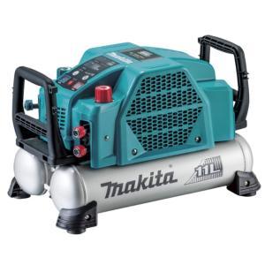 マキタ makita  エアコンプレッサー AC462XL (50/60Hz共用) 一般圧/高圧対応...