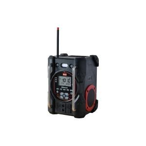マックス 充電式オーディオ タフディオ AJ-RD431 AMラジオがFM放送でも聴ける MAXXAUDIO(マックスオーディオ)搭載 14.4V対応 MAX kanajin