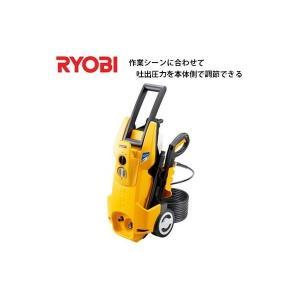 高圧洗浄機  AJP-1700VGQ  ●作業シーンに合わせて吐出圧力を本体側で調節できる ●自吸機...