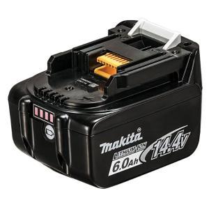 数量限定 純正品【マキタ】リチウムイオンバッテリー BL1460B 14.4V 6.0Ah A-60660 kanajin
