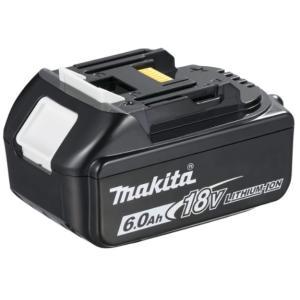 数量限定 純正品【マキタ】リチウムイオンバッテリー BL1860B 18V 6.0Ah 正規品 A-60464 kanajin