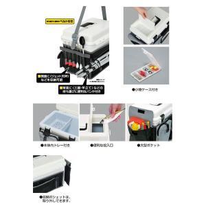 釣りに便利な収納ポシェット付き【アステージ】クーラーボックス デンバーサーフ #12 Astage|kanajin