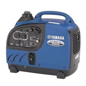 送料無料【ヤマハ】0.9kVA 防音型 インバータ発電機 EF900iS コンパクト設計、軽量12.7kg&静音設計 kanajin