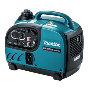 マキタ インバータ発電機 EG0900IS ポータブルタイプ 定格出力0.9kVA 質量12.7kg 排気量50mL makita kanajin