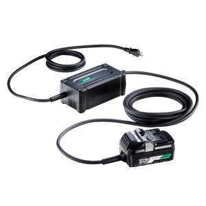 日立 AC/DCアダプタ ET36A マルチボルト蓄電池対応の36V製品がAC100Vで使用可能 3...