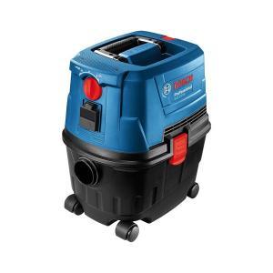 送料無料【ボッシュ】マルチクリーナー 吸じん容量10L(一般ゴミ)、8L(液体) 乾湿両用 連動コンセント付 GAS10PS|kanajin