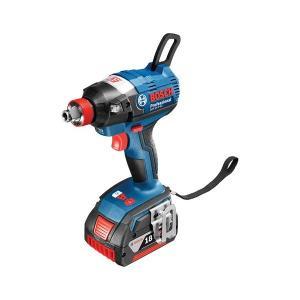 ボッシュ 充電インパクトドライバー GDX18V-EC6 (6.0Ahバッテリー2個、充電器、キャリングケースL-BOXX136付)バッテリ・充電器セット品 kanajin