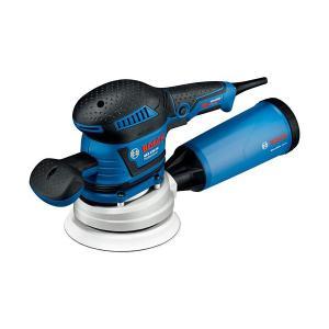 GEX 125AVE  超低振動がもたらす最高の作業効率 125mmφと150mmφ、1台2役のサン...