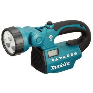 マキタ 充電式ライト付ラジオ MR050 本体のみ 聴く&照らす 14.4V対応 18V対応|kanajin