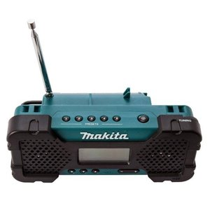 マキタ 充電式ラジオ MR051 本体のみ デジタルチューナー式 10.8V対応 makita|kanajin