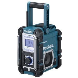マキタ 充電式ラジオ MR108 7.2V 10.8V 14.4V 18V 対応 Bluetooth対応|kanajin