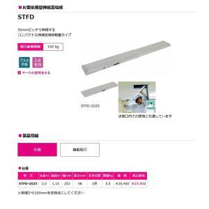 超軽量 片面使用型【ピカ】伸縮足場板 STFD-2025 スライドステージ|kanajin