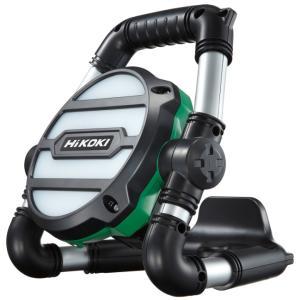 【日立】14.4V/18V コードレスワークライト ACアダプタ付 本体のみ UB18DGL(S) kanajin