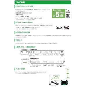 日立 コードレスラジオ付テレビ UR18DSML(NN) 本体+ACアダプタ付 デジタルテレビチューナー・BluetoothR機能搭載 14.4V対応 18V対 セット品バラシ HiKOKI|kanajin|02