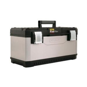 便利もん+ 023180R ツールボックス メタル 60cm V956160 工具箱 BOX True Value トゥルーバリュー STANLEY WORKS スタンレー|kanajin