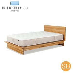 【お見積もり商品に付き、価格はお問い合わせ下さい】 日本ベッドフレーム SD HILLCREST ヒ...
