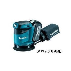マキタ 18V 充電式ランダムオービットサンダ BO180DZ(本体のみ/充電器・バッテリ別売)|kanamono-store