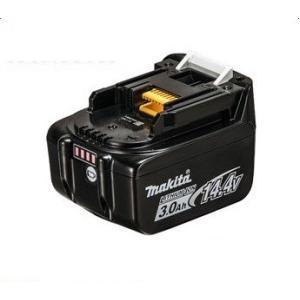 新登場 日本使用 マキタ純正(正規品)バッテリー 14.4V  リチウムイオン電池 残容量表示付 BL1430B 高容量 3.0Ah わけあり