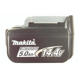 日本使用 マキタ純正 (正規品)バッテリー 14.4V リチウムイオン電池 BL1450 高容量 5.0Ah わけあり