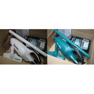 マキタ 充電式クリーナ カプセル式 CL181FDRFWO(青/白) 当店オリジナルセット   本体...