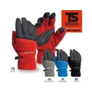 TSDESIGN(藤和) 手袋 マイクロファーグローブ 84912|kanamono1