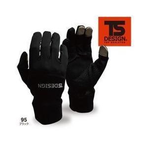 TSDESIGN(藤和) 手袋 マイクロフリースグローブ 84911|kanamono1
