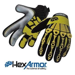 ヘックスアーマー 手袋 カット5インパクト360° 4025|kanamono1