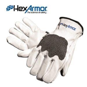 ヘックスアーマー 手袋 スチールレザー3 5033|kanamono1
