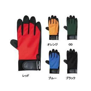 ユニワールド 合成皮革手袋 PU-グローブ 2...の詳細画像1