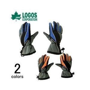 LOGOS(ロゴス)/防寒防水手袋/防水グローブファース 29810-0|kanamono1