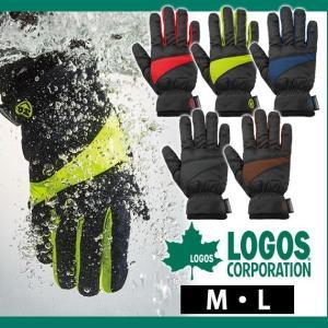 LOGOS ロゴス 手袋 防水防寒グローブ セオドア 30261|kanamono1