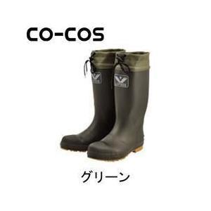 長靴 安全長靴 レインブーツ レインシューズ 防水 雨靴 梅雨対策 CO-COS(コーコス) ZD-881|kanamono1