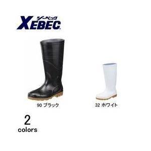 長靴 レインブーツ レインシューズ 防水 雨靴 XEBEC(ジーベック) 耐油安全長靴 85707|kanamono1