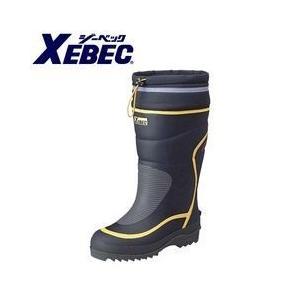 長靴 あったか 防寒長靴 スパイク レインブーツ レインシューズ 防水 雨靴 XEBEC(ジーベック) 85780|kanamono1