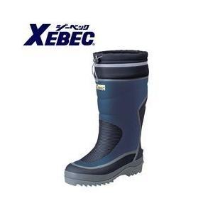 長靴 あったか 防寒長靴 スパイク レインブーツ レインシューズ 防水 雨靴 XEBEC(ジーベック) 85781|kanamono1