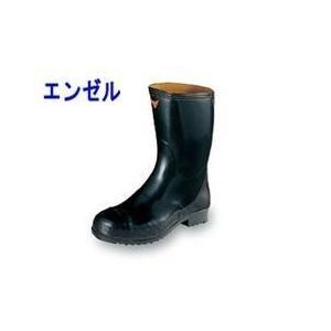 長靴 レインブーツ レインシューズ 防水 雨靴 梅雨対策 エンゼル 軽半長|kanamono1