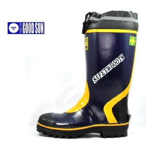 長靴 レインブーツ レインシューズ 防水 雨靴 梅雨対策 弘進ゴム ゴルゴンセーフティ SB-3102 女性サイズ対応|kanamono1