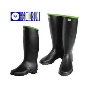 長靴 レインブーツ レインシューズ 防水 雨靴 梅雨対策 弘進ゴム 実用大長F型|kanamono1