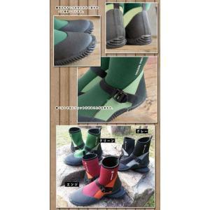 あすつく 長靴 レインブーツ レインシューズ 防水 雨靴 梅雨対策 アトム グリーンマスターライト 2622|kanamono1|03