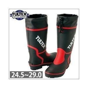 長靴 安全長靴 レインブーツ レインシューズ 防水 雨靴 梅雨対策 TULTEX タルテックス AITOZ(アイトス) カラー長靴 AZ-4701|kanamono1