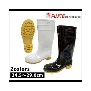 長靴 レインブーツ レインシューズ 防水 雨靴 梅雨対策 富士手袋工業 鉄芯耐油セフメイトセイバー 8893|kanamono1