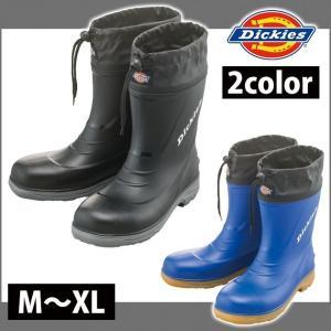 長靴 レインブーツ レインシューズ 防水 雨靴 梅雨対策 Dickies(ディッキーズ) 安全長靴 D-3403 D-3404|kanamono1