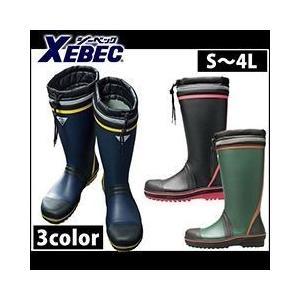 長靴 レインブーツ レインシューズ 防水 雨靴 長靴 安全長靴 レインブーツ レインシューズ 防水 雨靴 梅雨対策 XEBEC ジーベック 85716|kanamono1